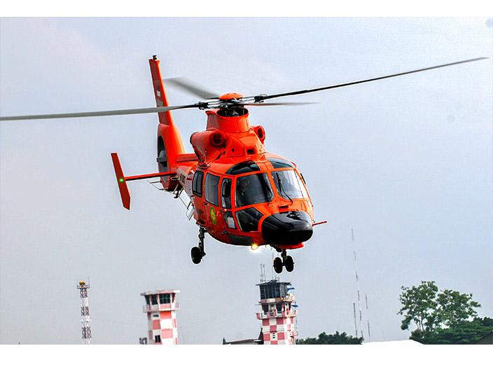 Helikopter AS565 N3+ Dauphin