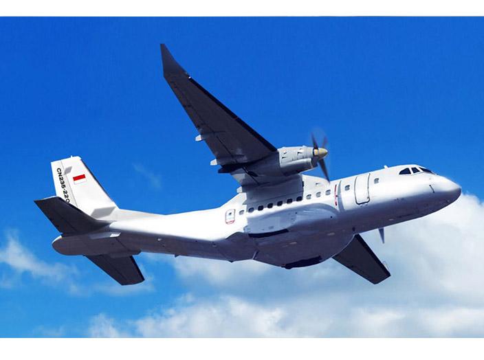 Pesawat CN235-220 NG MPA
