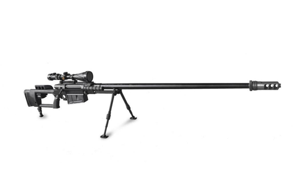 Senapan Sniper SPR-2 Kal. 12.7 mm