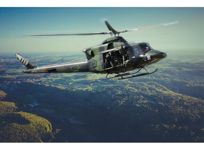 Helikopter Bell 412EP