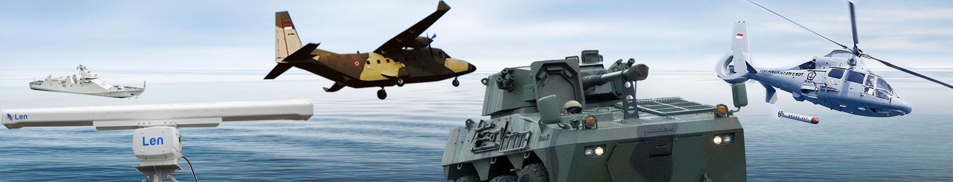 Katalog Industri Pertahanan