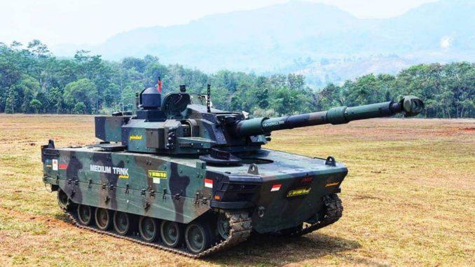 Menhan: Tank Medium Buatan PT Pindad Siap Diproduksi