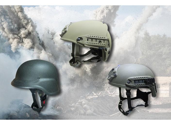 Helmet Anti Peluru