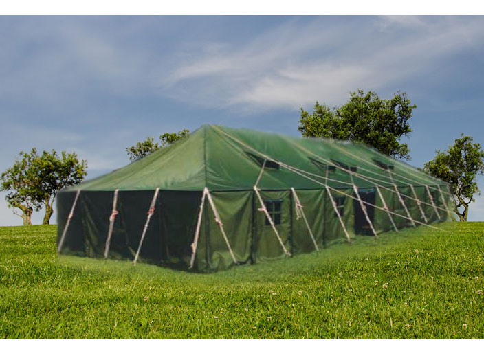 FIELD TENT – PLATOON LEVEL