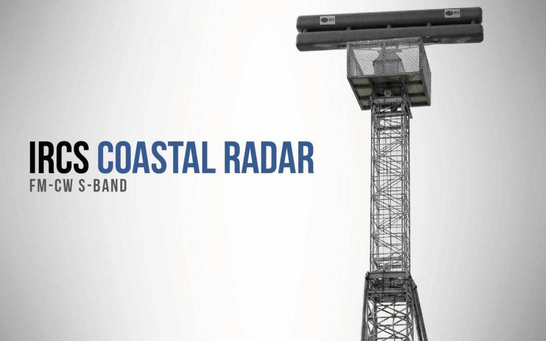 IRCS COASTAL RADAR ( FM-CW S-BAND )
