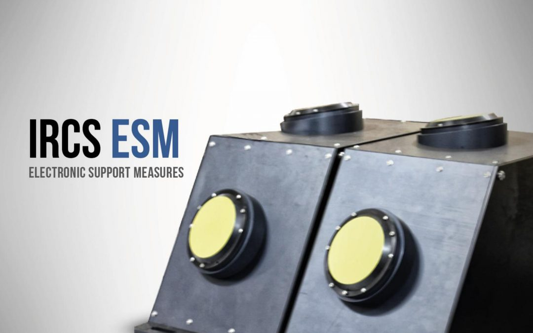 IRCS ESM ( Electronic Support Measures )