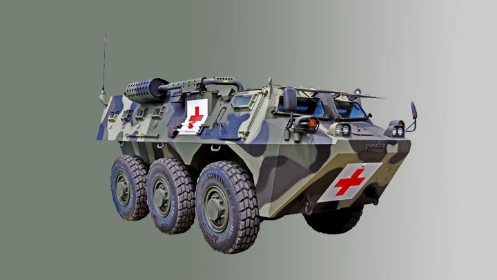 Anoa 6×6 Ambulance