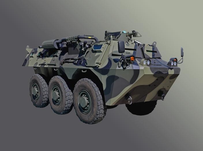 Anoa 6×6 Command