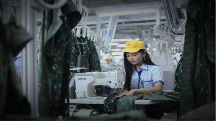 Mengenal Industri ALPALHANKAM Dalam Negeri  Seri 1 : SRITEX ( 1 )