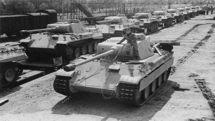 Sejarah Tank Perang (3)