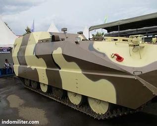 Ranpur Amfibi BTR-58