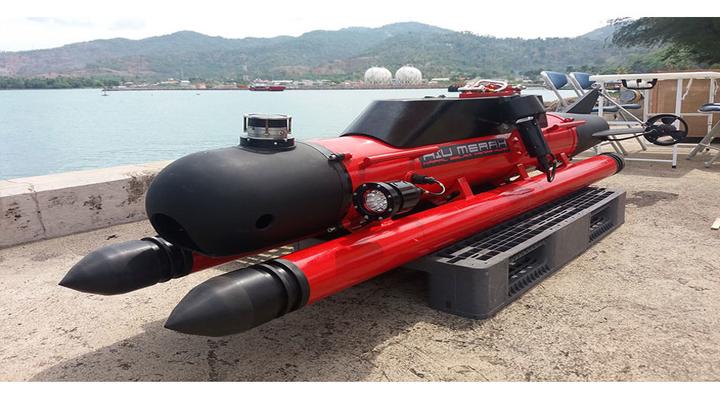 Robot Laut (ROV) (1)