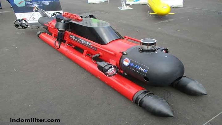 Robot Laut (ROV) (2)