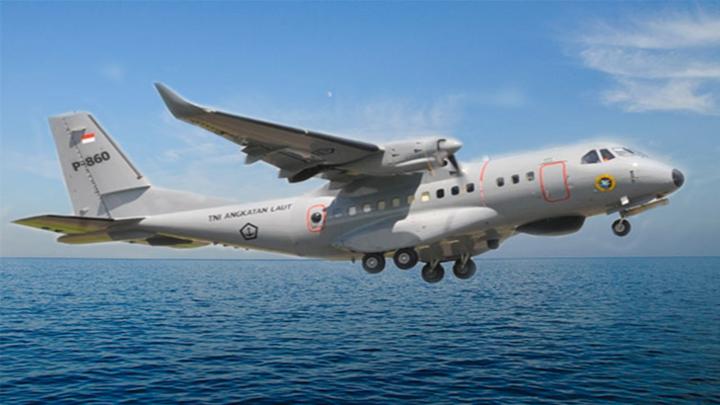 CN 235 siap dimodifikasi untuk militer Malaysia (2)